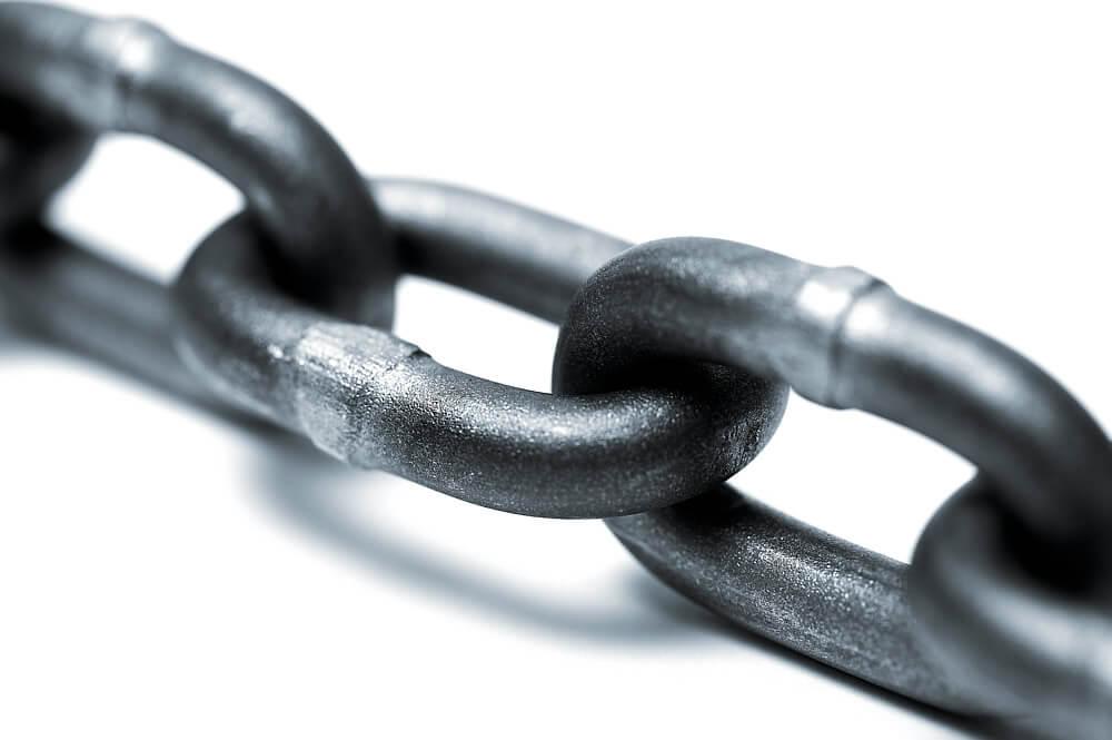 Mit übermäßigem Cross Linking riskierst Du einen Penalty Deiner Website.