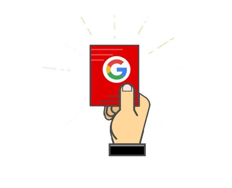 Google Penalty – Abstrafung durch Google erkennen und beheben