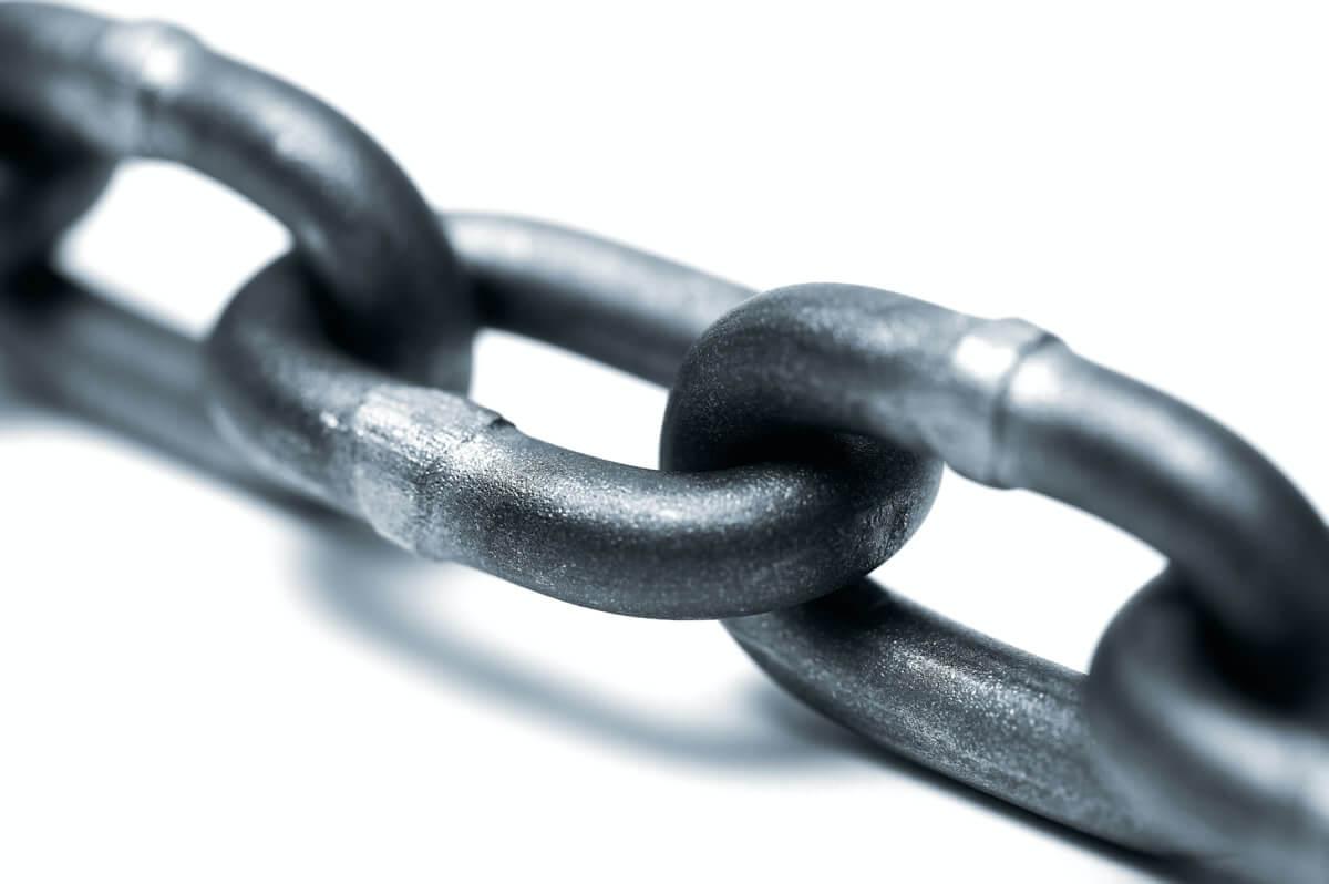Hyperlink ist in der vernetzten Struktur des Internets gang und gäbe