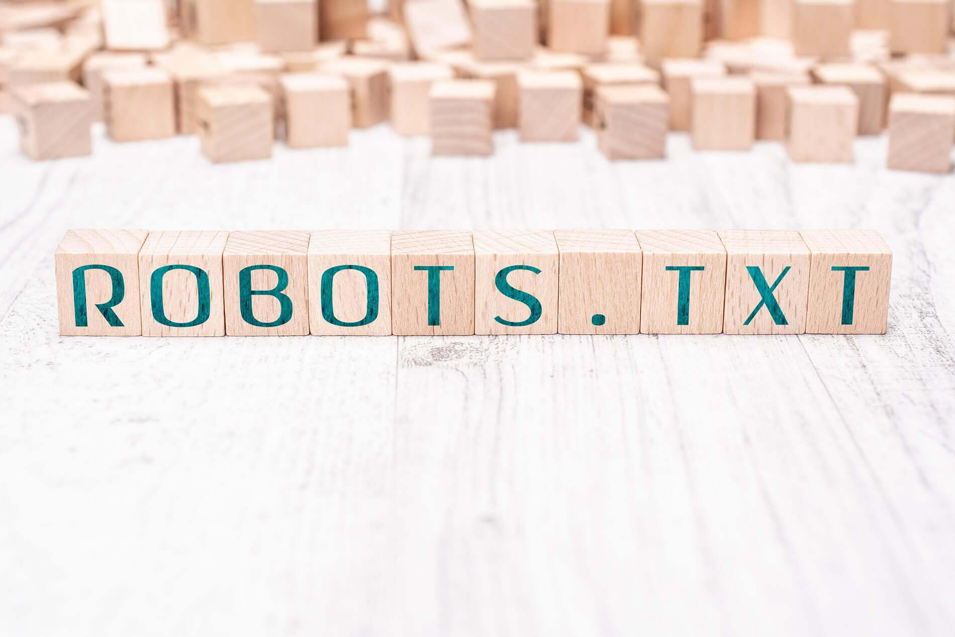 Die robots.txt zeigt jedem Crawler(Spider) den Weg